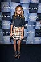 G. Hannelius<br /> People Stylewatch Hosts Hollywood Denim Party, The Line, Los Angeles, CA 09-18-14<br /> David Edwards/DailyCeleb.com 818-249-4998