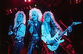 Feb 18, 1989: VIXEN - Odeon Hammersmith London
