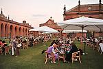 Nel parco della Reggia di Racconigi a cena con i grandi chef delle 'Stelle del Piemonte'