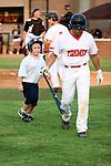 CMPD vs CFD Baseball 2011