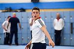 BG Media Day Lilleshall 15.10.15 .Brinn Bevan pictured during training