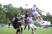 VOETBAL: LANGEZWAAG: Sportpark 'It Pardyske', 09-07-2015, SC Heerenveen - Motherwell F.C., uitslag 0-0, ©foto Martin de Jong