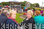 Josephine Moore (The Spa) Margaret O'Sullivan (Kilfenora) pictured at Ballyheigue Pattern day on Sunday.