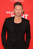 "LOS ANGELES - JAN 28:  Brian Tyler at the ""What Men Want"" Premiere at the Village Theater on January 28, 2019 in Westwood, CA"