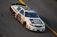 Jul. 4, 2008; Daytona Beach, FL, USA; Nascar Nationwide Series driver Kyle Busch during the Winn-Dixie 250 at Daytona International Speedway. Mandatory Credit: Mark J. Rebilas-
