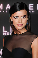 Lucy Mecklenburgh at the Maybelline Bring on the Night party at The Scotch of St James, London, UK. <br /> 18 February  2017<br /> Picture: Steve Vas/Featureflash/SilverHub 0208 004 5359 sales@silverhubmedia.com