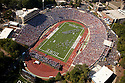Duke Athletics added eight sections of temporary bleachers to Wallace Wade Stadium, totaling 3,904 seats, for the Blue Devils' matchup with Alabama. With the additional seats, capacity for the Duke-Alabama contest was 37,845 seats.