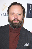 Yorgos Lanthimos<br /> arriving for the London Critic's Circle Film Awards 2019 at the Mayfair Hotel, London<br /> <br /> ©Ash Knotek  D3472  19/01/2019