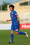 Rino Nakano (Elfen), <br /> JULY 12, 2015 - Football / Soccer : <br /> 2015 Plenus Nadeshiko League Division 1 <br /> between NTV Beleza 1-0 AS Elfen Saitama <br /> at Hitachinaka Stadium, Ibaraki, Japan. <br /> (Photo by YUTAKA/AFLO SPORT)