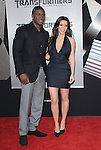 Reggie Bush & Kim Kardashian at The Premiere Of DreamWorks & Paramount's Transformers 2: Revenge Of The Fallen held at The Mann's Village Theatre in Westwood, California on June 22,2009                                                                     Copyright 2009 DVS / RockinExposures