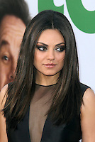 Mila Kunis at the premiere of Universal Pictures' 'Ted' at Grauman's Chinese Theatre on June 21, 2012 in Hollywood, California. &copy;&nbsp;mpi21/MediaPunch Inc. NORTEPHOTO.COM<br />