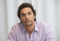 Matthew McConaughey at the Serenity' photocall at the Ritz Carlton Hotel in Marina del Rey, CA. January 11, 2019. Credit: Magnus Sundholm/Action Press/MediaPunch ***FOR USA ONLY***