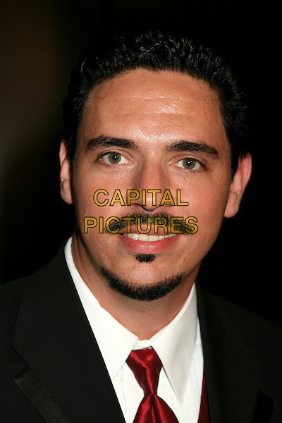 ADAM SCHLACHTER.21st Annual Imagen Awards Gala, Beverly Hills, California, USA..August 18th, 2006.Ref: ADM/BP.headshot portrait mustache goatee facial hair.www.capitalpictures.com.sales@capitalpictures.com.©Byron Purvis/AdMedia/Capital Pictures.