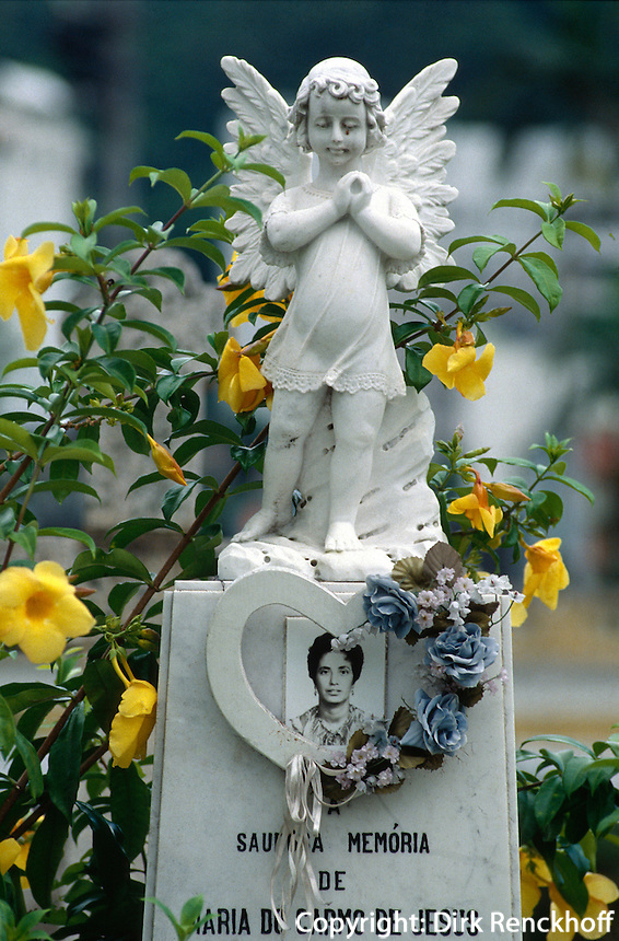 Friedhof  St. Miguel in Macao, China