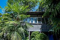 Svizzera; Canton Ticino; Ascona; Monte Verità; utopia, casa dei russi