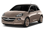 Front three quarter view of a 2013 Opel Adam Glam Hatchback2013 Opel Adam Glam Hatchback