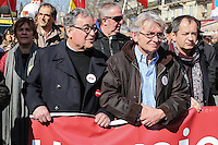 JEAN CLAUDE MAILLY, SECRETAIRE GENERAL DU SYNDICAT FO, FORCE OUVRIERE -