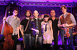 Michael Cerveris & Loose Cattle featuring Gabriel Caplan, Michael Cerveris performing a press preview at 54 Below on 10/24/2012 in New York City.