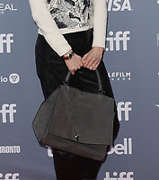 """TORONTO, ONTARIO - SEPTEMBER 08: Nicole Kidman, Purse Detail attends """"The Goldfinch"""" press conference during the 2019 Toronto International Film Festival at TIFF Bell Lightbox on September 08, 2019 in Toronto, Canada. <br /> CAP/MPIIS<br /> ©MPIIS/Capital Pictures"""
