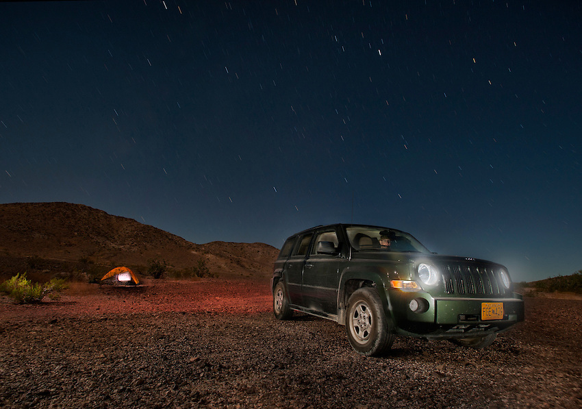 &quot;Car Camping&quot;<br />