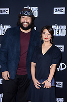 """LOS ANGELES - SEP 23:  Cooper Andrews at the """"The Walking Dead"""" Season 10 Premiere Event at the TCL Chinese Theater on September 23, 2019 in Los Angeles, CA"""