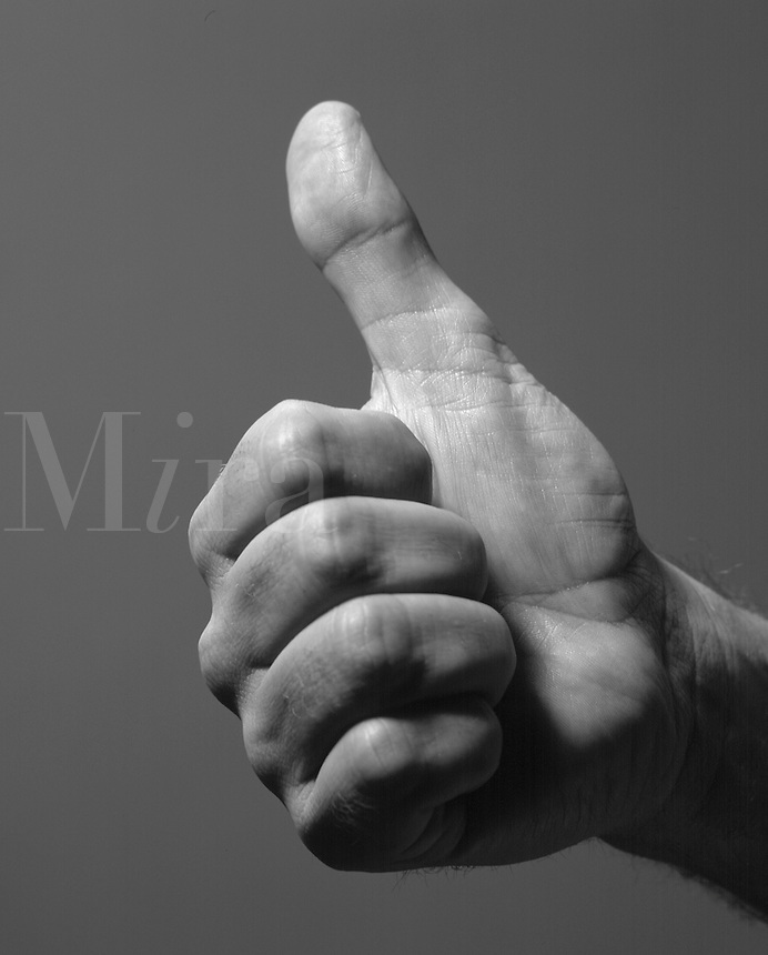 Thumbs up<br />