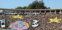 SAO PAULO SP, 01.09.2013 - Corinthians X Flamengo -  Torcida do Corinthians durante partida contra o Flamengo valida pelo campeonato brasleiro de 2013  no Estadio do Pacaembu em  Sao Paulo, neste domingo, 01. (FOTO: ALAN MORICI / BRAZIL PHOTO PRESS).