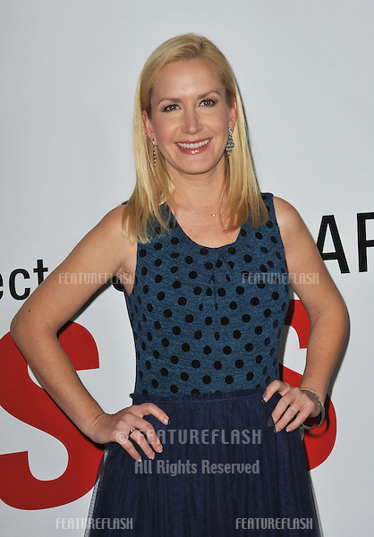 "Angela Kinsey at the world premiere of ""This Is 40"" at Grauman's Chinese Theatre, Hollywood..December 12, 2012  Los Angeles, CA.Picture: Paul Smith / Featureflash"