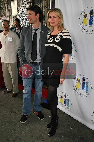 """Jerry O'Connell and Rebecca Romijn<br />at the """"I Have A Dream"""" Foundation's 9th Annual Gospel Brunch. House of Blues, West Hollywood, CA. 01-28-07<br />Dave Edwards/DailyCeleb.com 818-249-4998"""