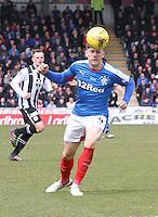St Mirren v Rangers 010516