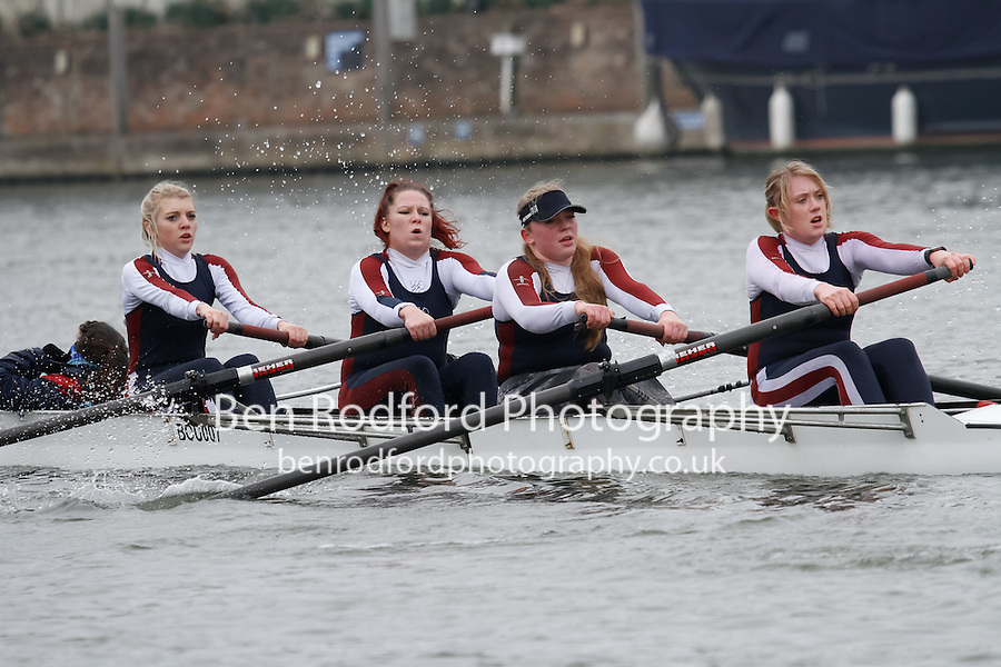 Crew: 86 - Bournemouth Univ  - W.NOV.4+ <br /> <br /> Henley Fours &amp; Eights Head 2017<br /> <br /> To purchase this photo, or to see pricing information for Prints and Downloads, click the blue 'Add to Cart' button at the top-right of the page.