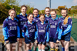 Students from St Oliver's National School, Killarney, girls team who took park in the Mounthawk Park, Tralee 5 aside County Finals soccer blitz on Wednesday, May 3rd last were l-r: Lucia Kelliher, Kate Donoghue, Teagan O'Sullivan, Pia Hickey, Aine Devlin, Laura Cremins, Aoibhín Evans and Katie McCarthy.