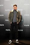 Jose Lamuno attends to IQOS3 presentation at Palacio de Cibeles in Madrid. February 10,2019. (ALTERPHOTOS/Alconada)