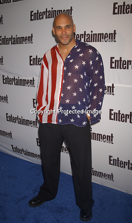 ..Real Andrews..at the Entertainment Weekly It List party on June 23,2003 at the Roxy in New York...Photo By Robin Platzer, Twin Images