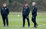 190313 Wales Football training