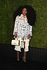 TK Quann in Chanel attends the Chanel Tribeca Film Festival Artists Dinner on April 23, 2018 at Balthazar Restaurant in New York, New York, USA.<br /> <br /> photo by Robin Platzer/Twin Images<br />  <br /> phone number 212-935-0770