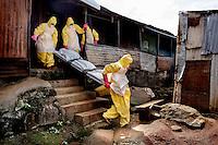 Sierra Leone Ebola Crisis by Mads Nissen