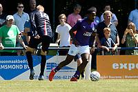 APPINGEDAM - Voetbal, DVC Appingedam - FC Groningen, voorbereiding seizoen 2019--2020, 29-06-2019,  FC Groningen speler Deyovaisio Zeefuik