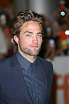 Robert Pattinson attending the Red Carpet Arrivals for 'Maps To The Stars' at the Roy Thomson Hall during the 2014 Toronto International Film Festival on September 9, 2014 in Toronto, Canada.