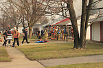 House Fire, March 22nd, 2007