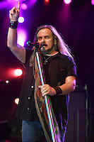 www.acepixs.com<br /> <br /> February 10 2017, Pompano Beach<br /> <br /> Johnny Van Zant of Lynyrd Skynyrd performing at The Pompano Beach Amphitheater on February 10, 2017 in Pompano Beach, Florida. <br /> <br /> By Line: Solar/ACE Pictures<br /> <br /> ACE Pictures Inc<br /> Tel: 6467670430<br /> Email: info@acepixs.com<br /> www.acepixs.com