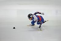 SPEEDSKATING: DORDRECHT: 07-10-2017, Audi ISU World Cup Short track, ©photo Martin de Jong