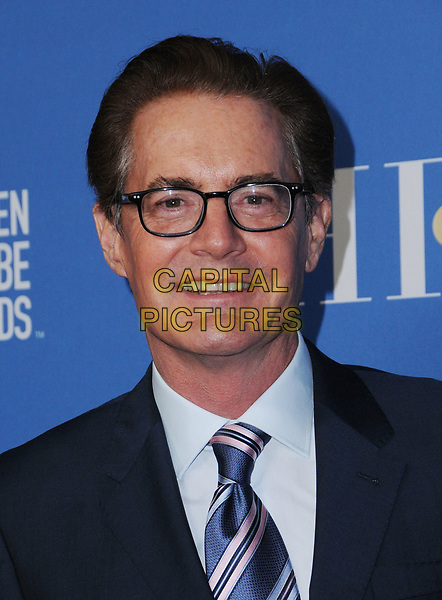 08 December  2017 - Hollywood, California - Kyle McLaughlin. HFPA 75th Anniversary Celebration and NBC Golden Globe Special Screening held at Paramount Studios in Hollywood. <br /> CAP/ADM/BT<br /> &copy;BT/ADM/Capital Pictures