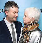 """Trip Cullman and Barbara Barrie attend the Broadway Opening Night performance after party for """"Significant Other"""" at the Redeye Grill on March 2, 2017 in New York City."""