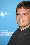 Josh Hutcherson during the Photo Call for 'Escobar:Paradise Lost' at the tiff Bell Lightbox during the 2014 Toronto International Film Festival on September 10, 2014 in Toronto, Canada.