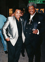 Jackson King6019.JPG<br /> <br /> 1995 <br /> Joe Jackson, Don King 1995<br /> Photo to By John Barrett-PHOTOlink.net/MediaPunch