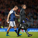 Leigh Griffiths injury