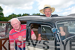 Kilflynn Vintage Rally : Attending the Kilflynn Vintage rally on Sunday were  Tim Sheahan, Kilflynn & Johnny Walsh, Ballyduff.