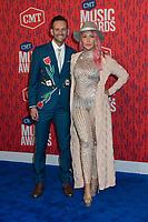 05 June 2019 - Nashville, Tennessee - Meghan Linsey. 2019 CMT Music Awards held at Bridgestone Arena. <br /> CAP/ADM/DMF<br /> ©DMF/ADM/Capital Pictures