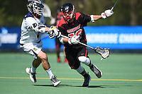 UHart Lacrosse at Quinnipiac 5/11/2016